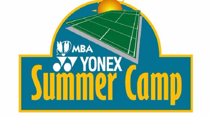 Yonex Badminton Summer Camps Now Available